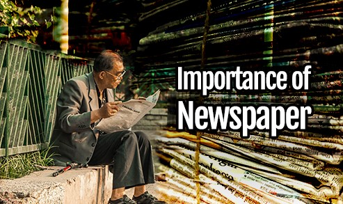 importance of newspaper